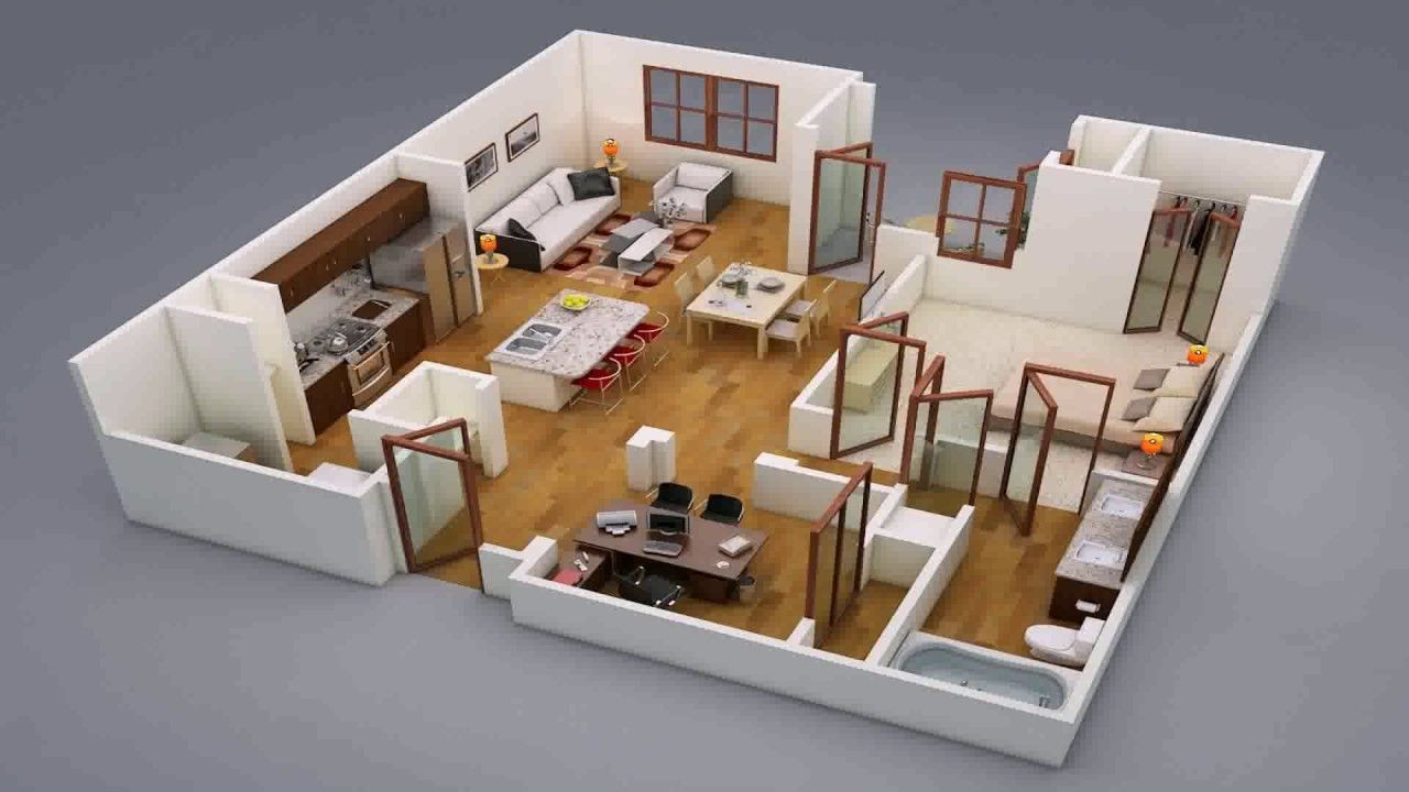 30 Ideas How To Decorate An Apartment Of 30 50 Square Meters One