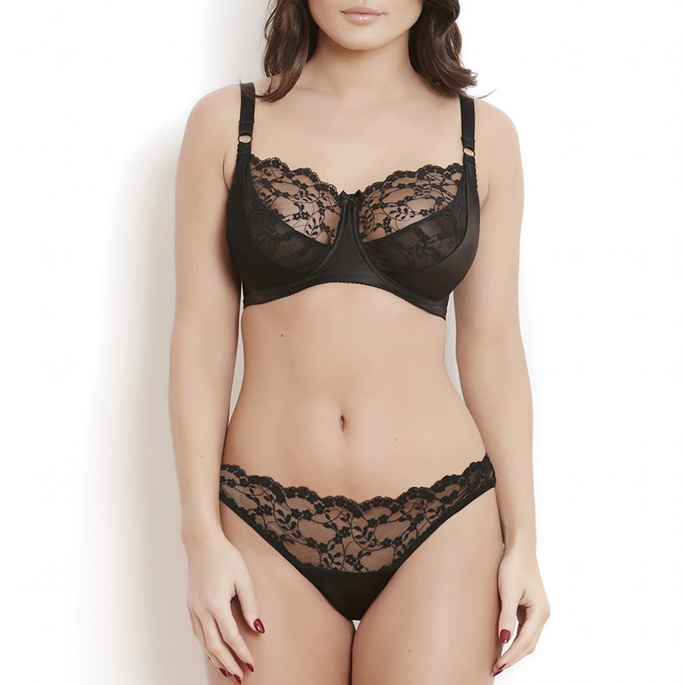 fc955c14b6cd Sophia Black Lace Bra | Lingerie ~ Undergarment New's | Black lace ...