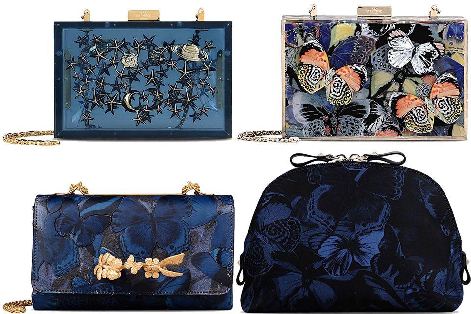 Valentino Cosmo Bag Collection Valentino Bags Cosmos