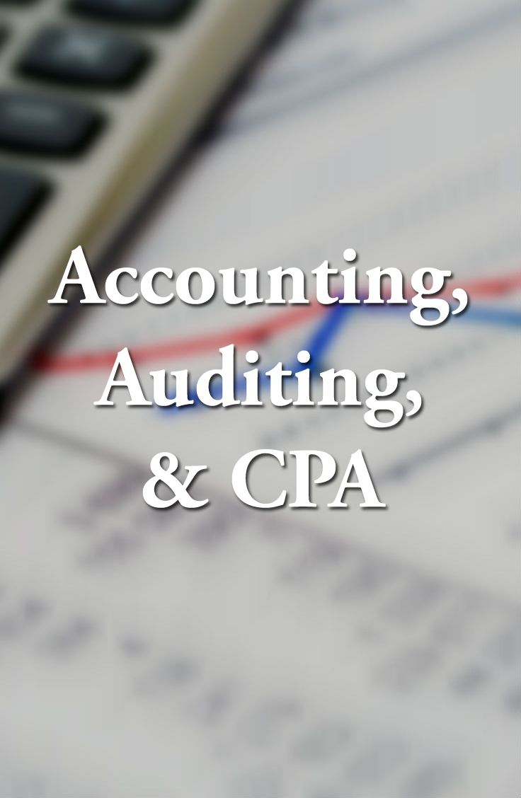 Click to view all open Accounting, Auditing, & CPA jobs