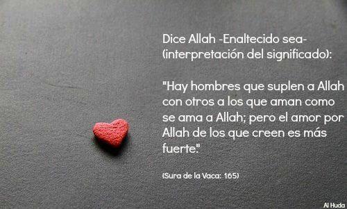 Islam Allah Hombres Amor Amar Querer Quran Coran