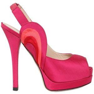 FENDI 140MM Grosgrain Sandals (50% OFF)