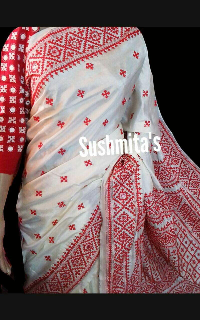 f5d759b77cfee Indian look....perfect look Kutch Work Saree