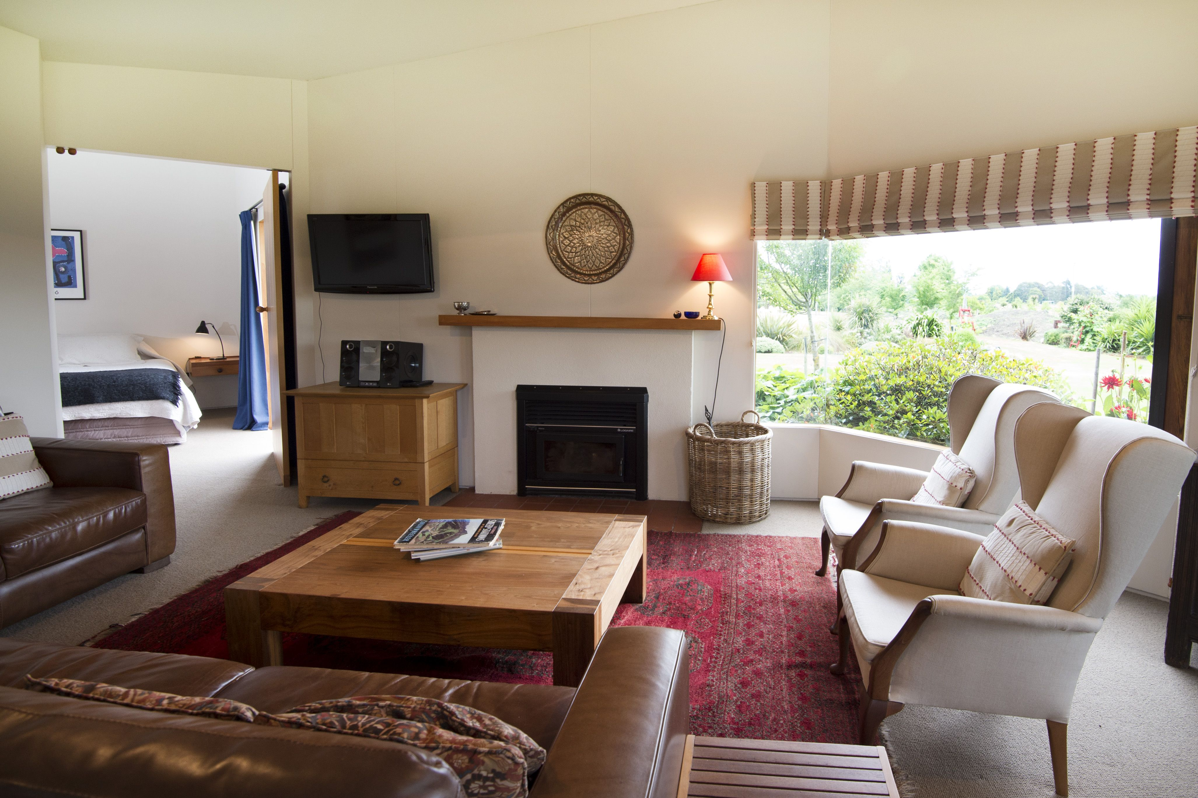 Relax and unwind in your private accommodation at John's House.