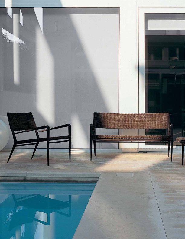 Henry Hall Designs Modern Outdoor Furniture For Garden, Including Sustainable  Teak And Woven Classic Designs