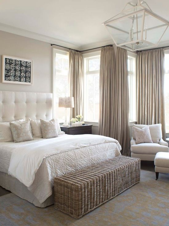Photo Of A Beach Style Bedroom In Charleston Houzz Looks Clean