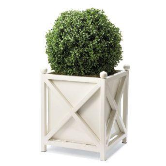box planter.