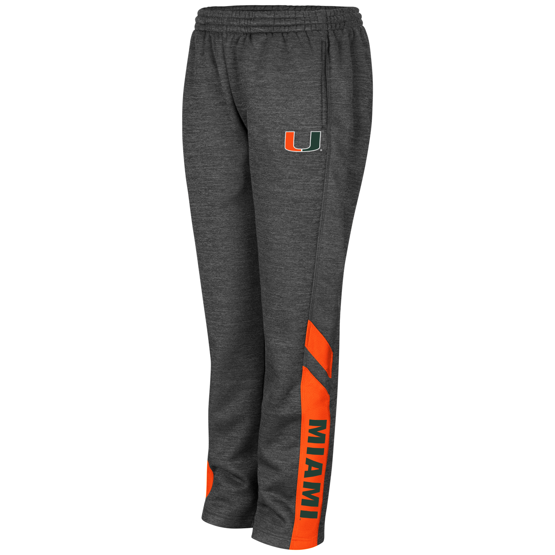 76b1f7e31e288 Miami Hurricanes Colosseum Youth Booty Traps Poly Fleece Fleece Pants, Miami  Hurricanes, Youth,