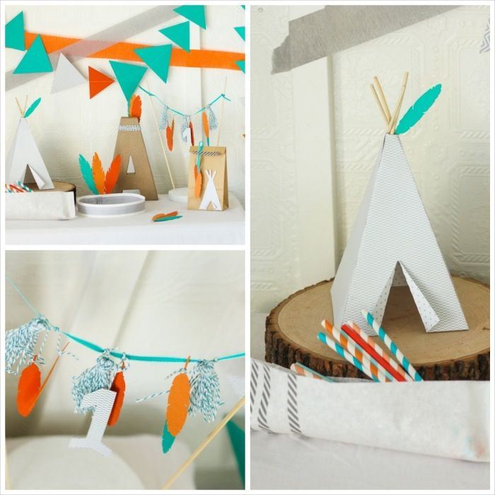 Hipster Baby Boy First Birthday Party Ideas Decor Planning