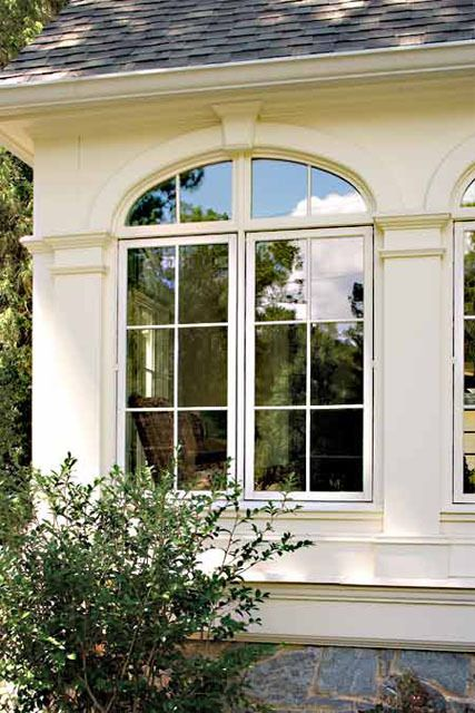 Window Detail Colonial House Plans Southern Living