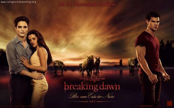 Pin De Twilight Saga Em Portadas Filmes Crepusculo Amanhecer