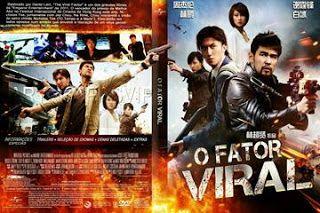 Tudo Capas Gtba O Fator Viral Capa Filme Dvd Com Imagens