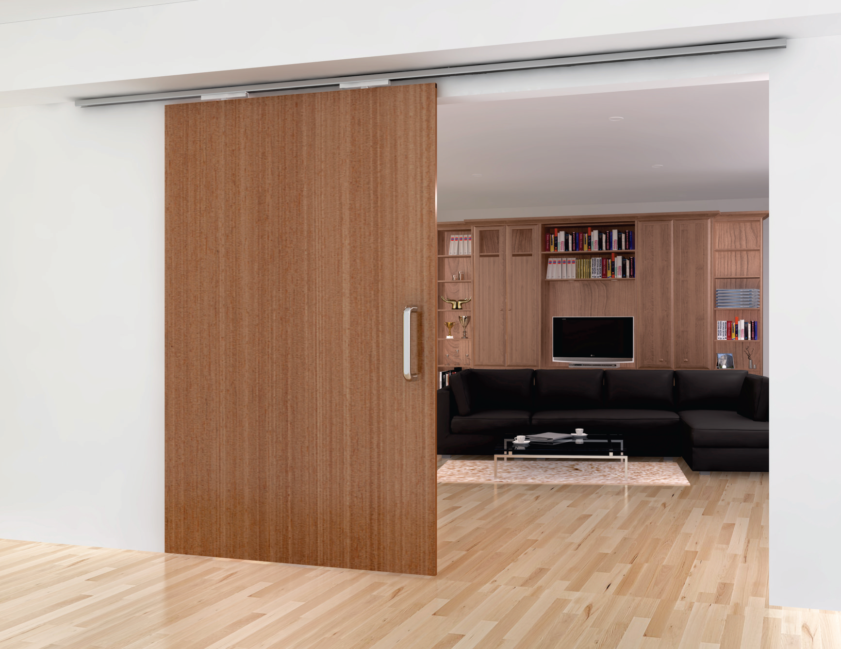 Classic 500 Sf 500 Sliding System 500 Kg Slido By Hafele Modern Sliding Doors Sliding Door Design Door Design