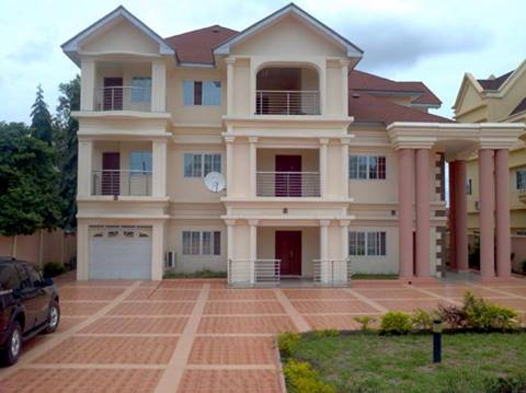 Home In Accra Ghana Mansions House Expensive Houses