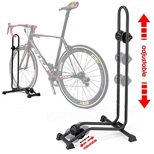 Bikehand Bike Bicycle Floor Parking Rack Storage Stand Bi Https Www Amazon Com Dp B00fltz26c Ref Cm Sw R Pi Dp Indoor Bike Storage Bike Repair Indoor Bike