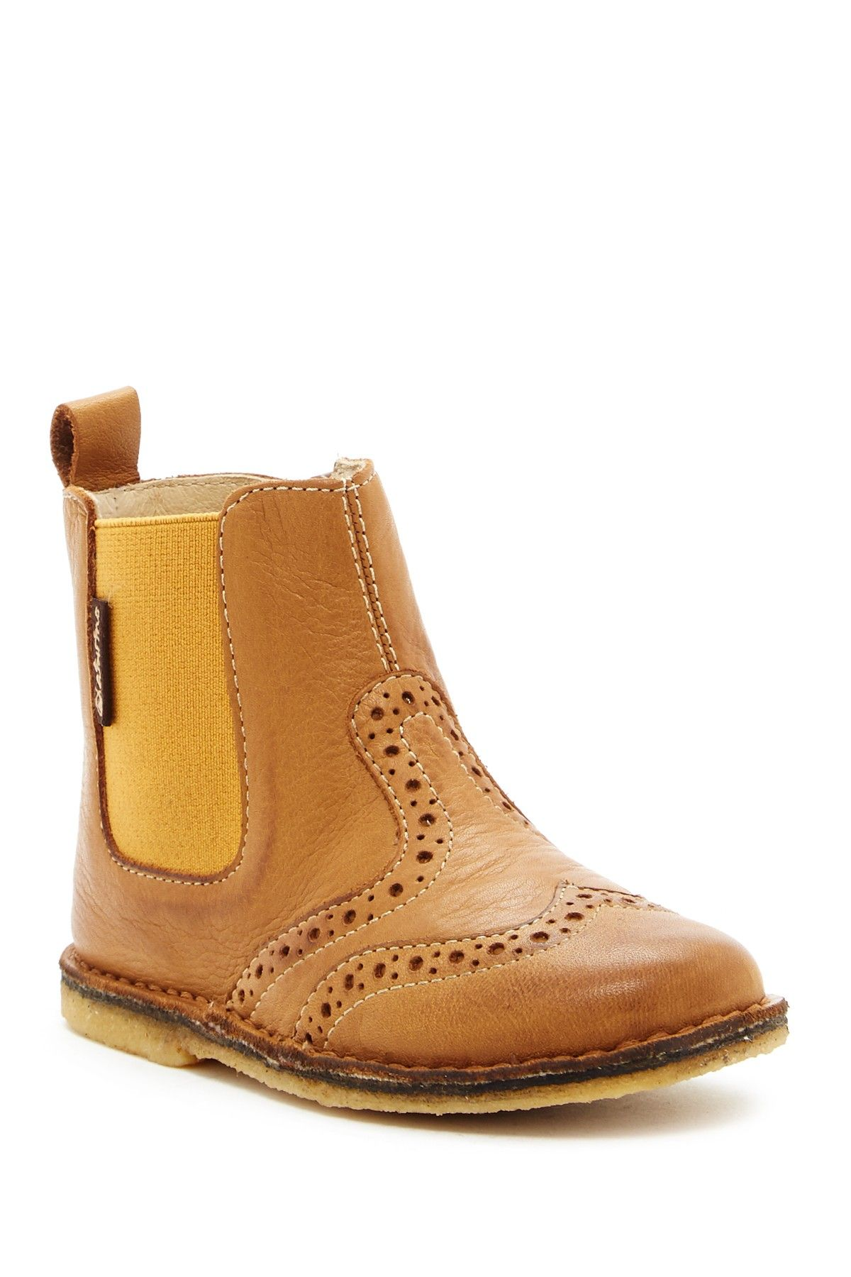 Nappa Spazz Marrone Boot (Toddler & Little Kid)