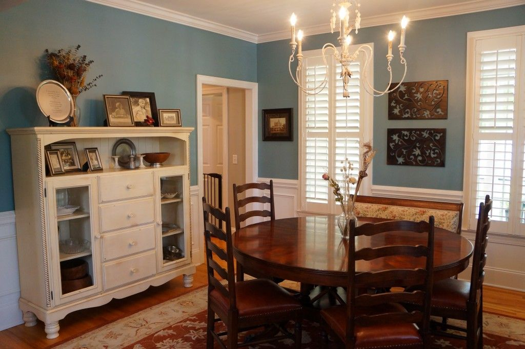 Sherwin Williams Tranquil Aqua Will Go Perfectly With My China And White Trim Aqua Dining