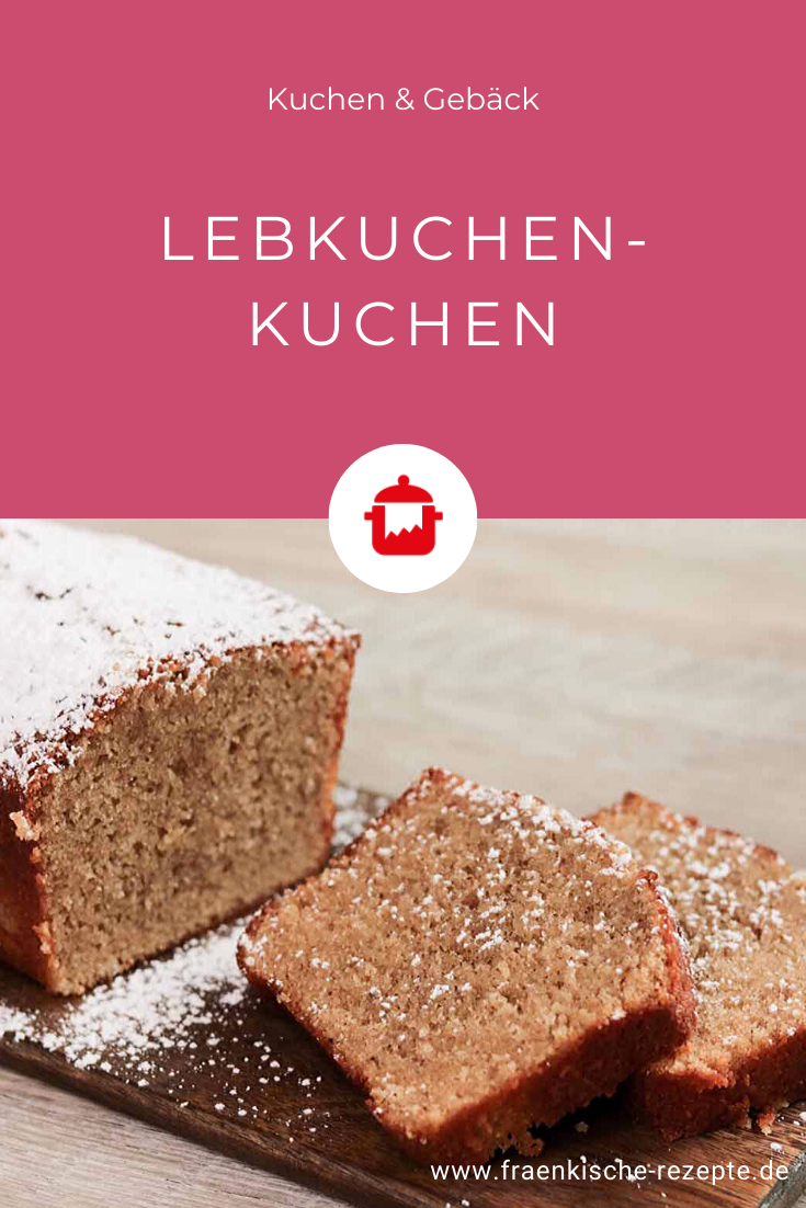 Photo of Lebkuchen-Kuchen