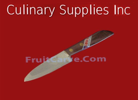 Kom 503 Special Blade Fruit Carve knife : Culinary Supplies Inc-USA specializing in fruit carving knives, Garde Manger Tools, Books, DVD's and foods! Find us at CulinarySupplies.Org and FruitCarve.Com
