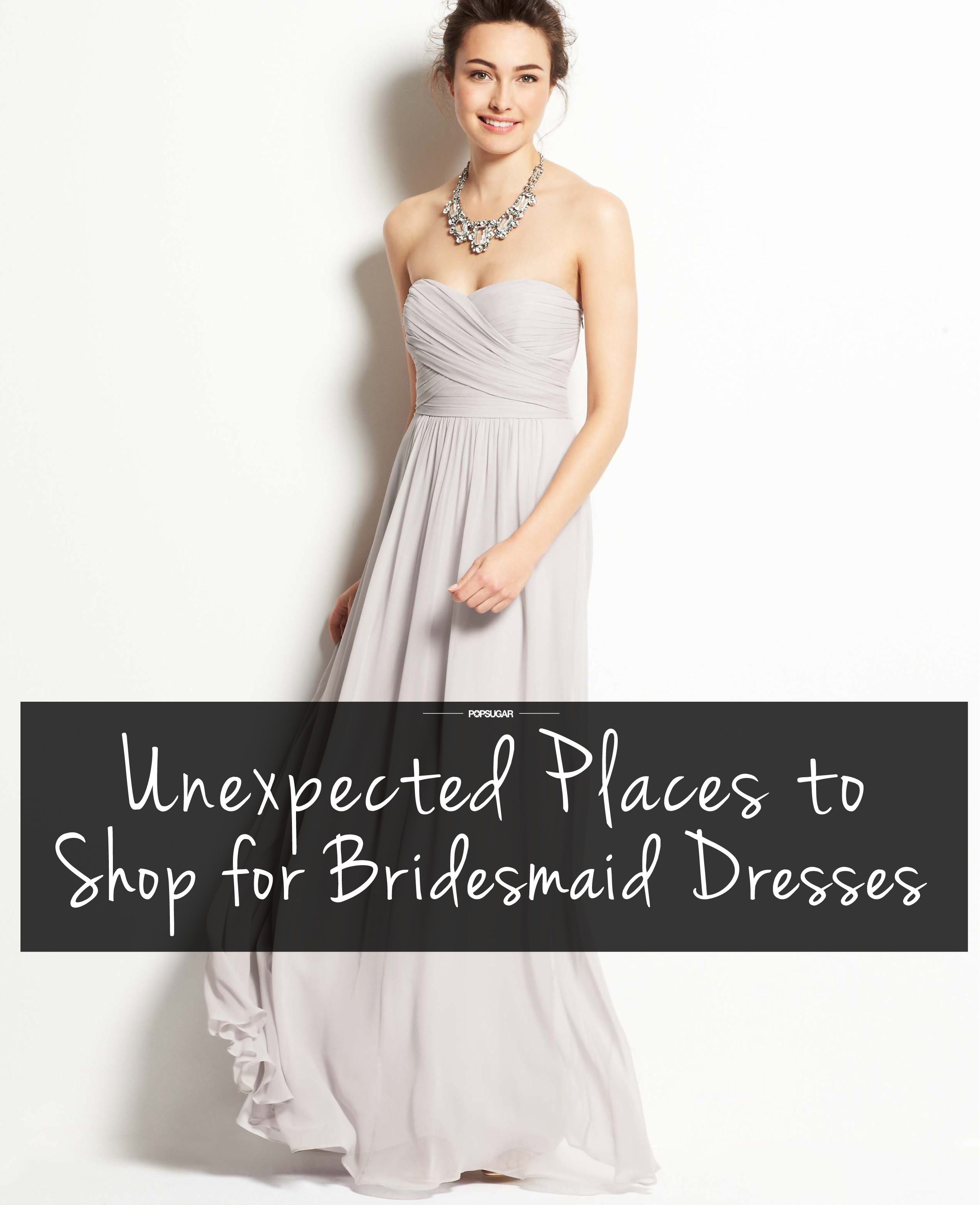 25 places youd never think to buy bridesmaid dresses from 25 places youd never think to buy bridesmaid dresses from ombrellifo Gallery