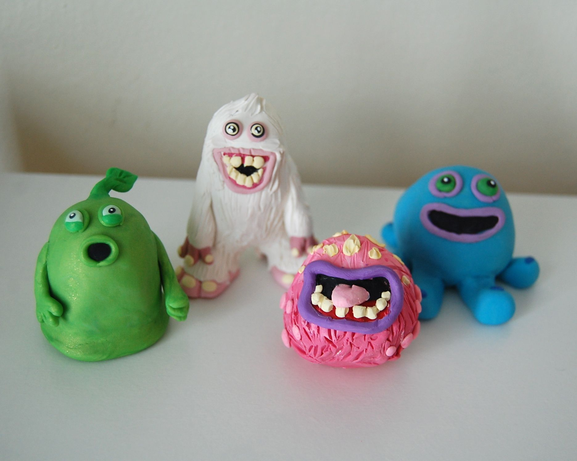 Customized My Singing Monsters Cake Toppers My Singing Monsters Monster Birthday Singing Monsters