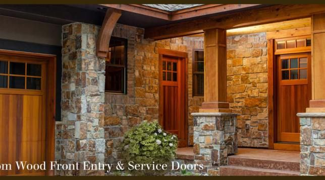Garage Door Matching Front Door Entry.jpeg 644×358
