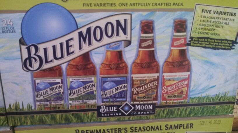 Blue moon variety pack at Costco | Awesome NYC Restaurant Dishes..... | Pinterest | Costco ...