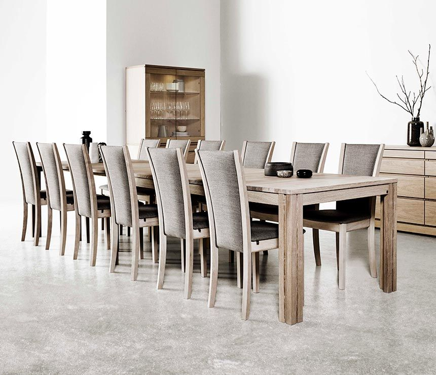 Wharfside Long Dining Table   dining room   Pinterest   Extendable ...