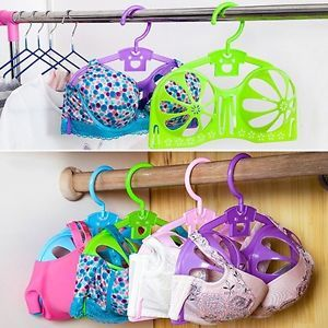 New-Bikini-Bra-Hanger-Holder-Shaper-Brassiere-Drying-Support-Storage-Organizer