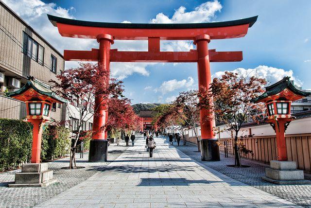 伏見稲荷大社 - Fushimi Inari-taisha