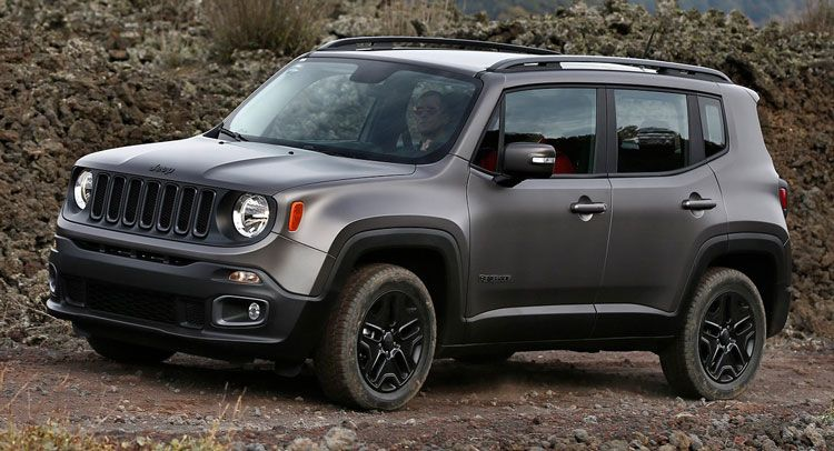 Jeep Renegade Night Eagle Lands In Uk Starts From 21 595 Con