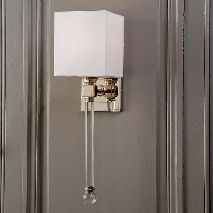 South Shore Decorating Globe Transitional Crystal Wall Sconce - XDAR-5886-4 & South Shore Decorating: Globe Transitional Crystal Wall Sconce ...
