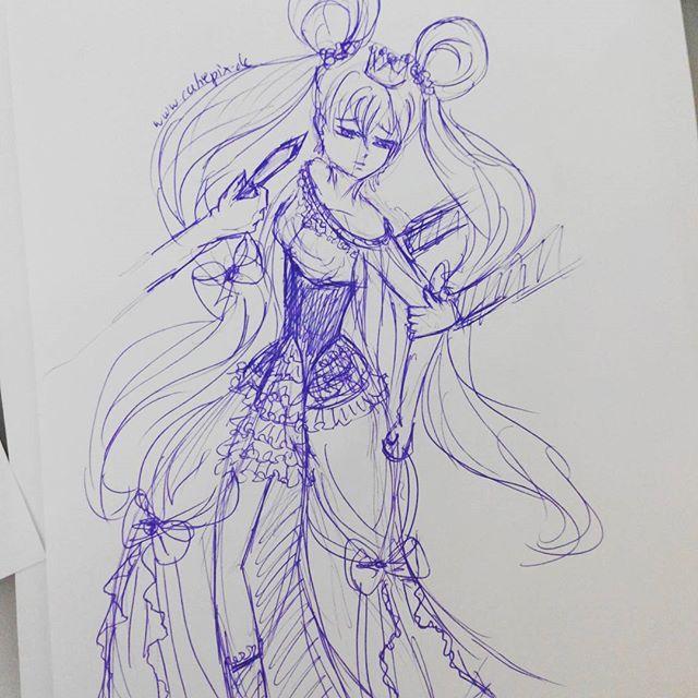 Entfuhrung Einer Prinzessin Anime Manga Drawing Art Draw Cutiepix