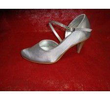 4 Buty Satynowe 2 Casani Buty Do Slubu Character Shoes Stiletto Heels Heels