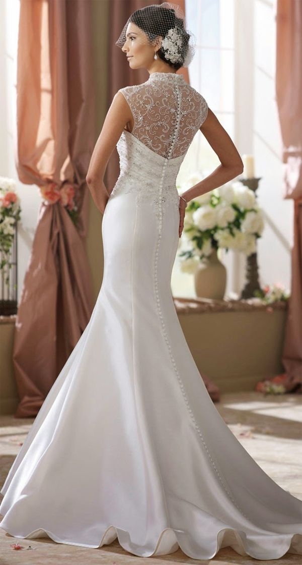 vestido de novia, bridal dress | vestidos novia, bridal dresses ...