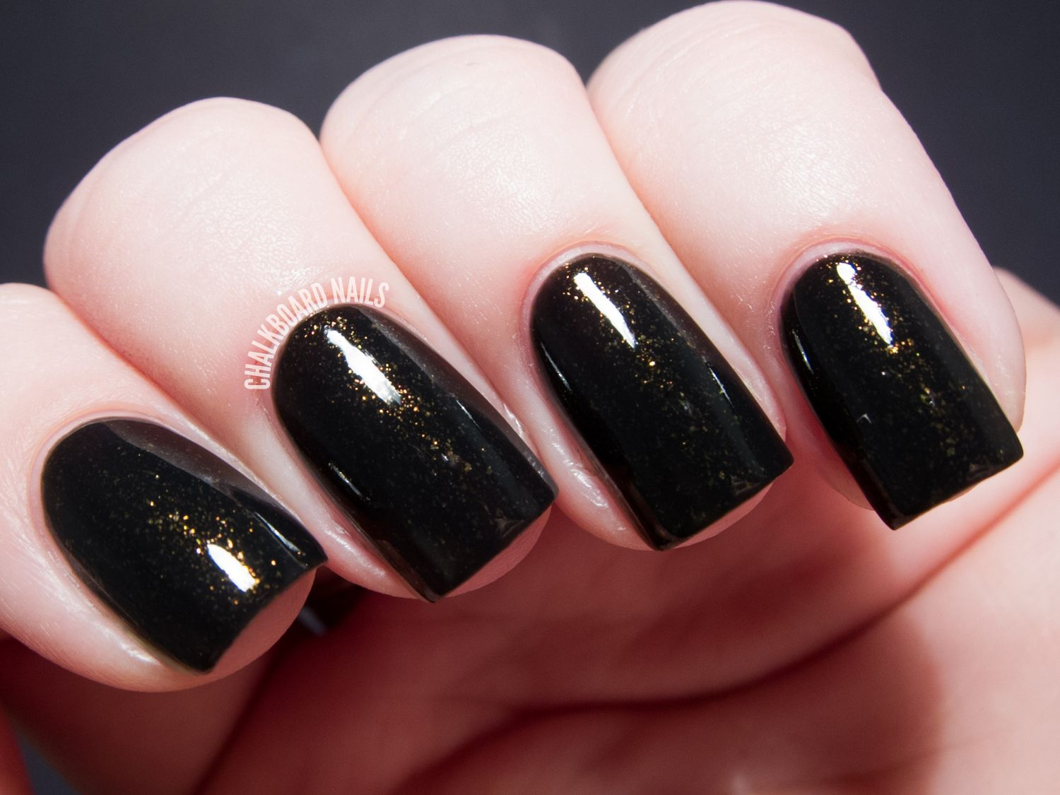 Contrary Polish Holiday 2012 Collection - Candle Light