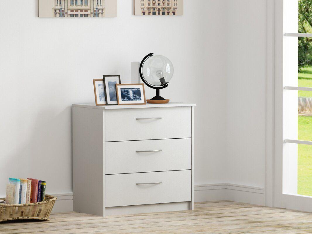 Zipcode Design Karis 3 Drawer Chest Reviews Wayfair 3 Drawer Chest 3 Drawer Dresser Furniture [ 800 x 1066 Pixel ]