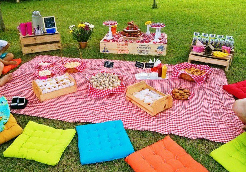 locaco kit decoraco criativa festa piquenique picnic. Black Bedroom Furniture Sets. Home Design Ideas