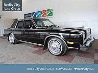 1985 CHRYSLER FIFTHAVENUE SD 4Dr Sedan
