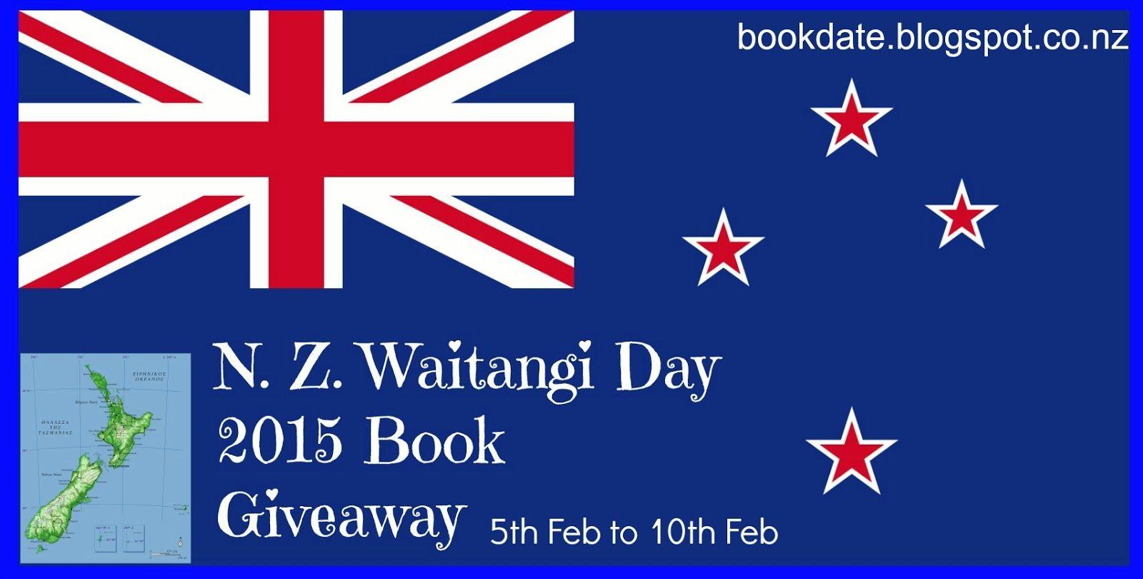 Win a book written by a NZ author