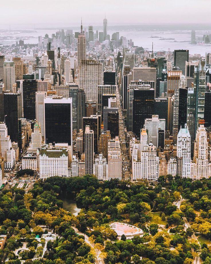 New York City #NYC #newyork #cityscape