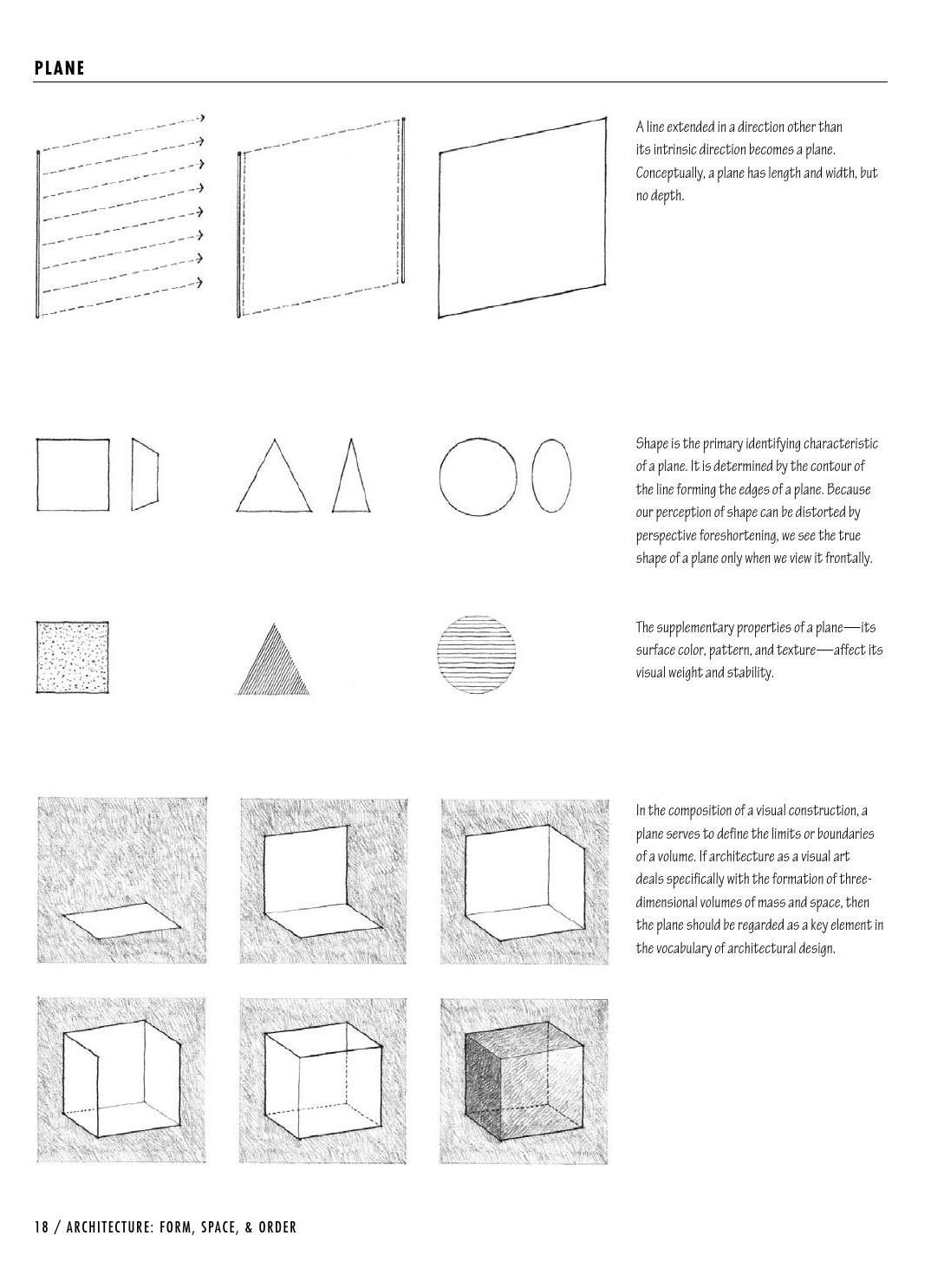 Clippedonissuu From Francis D K Ching Architecture Form