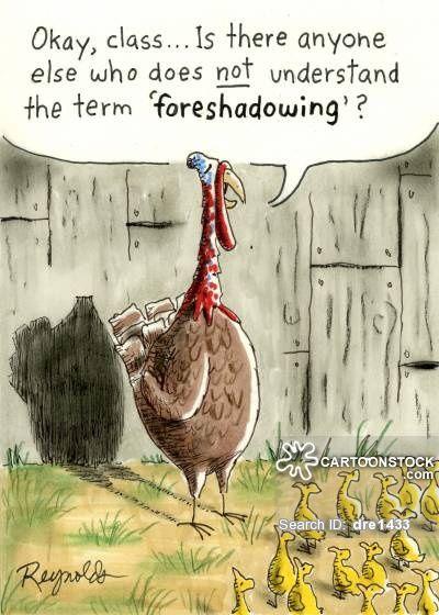 Foreshadowing Cartoons Foreshadowing Cartoon Funny