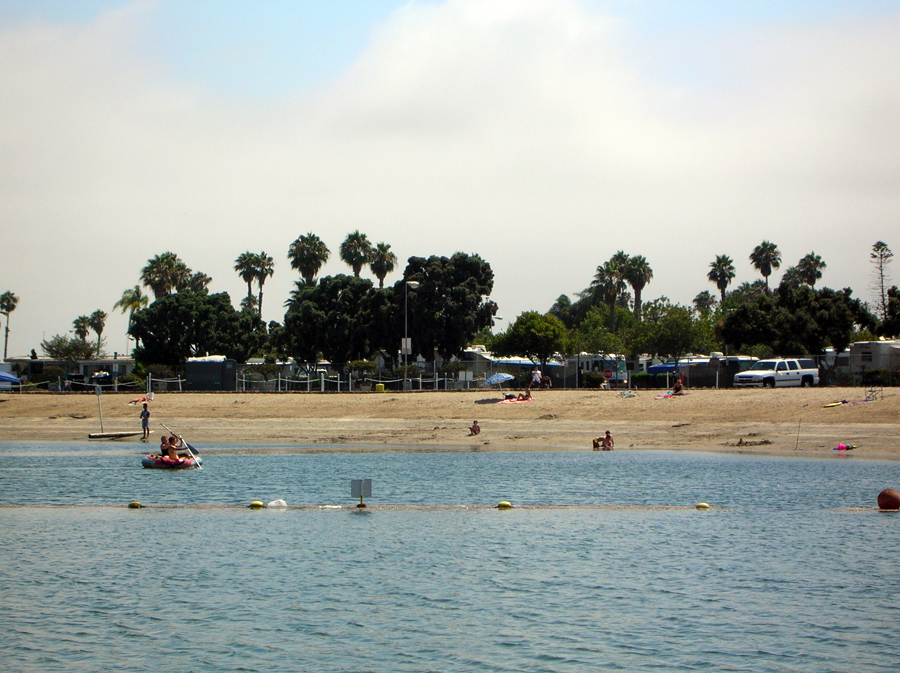 Mission Bay Rv Park At San Diego California With The Kids Should Be Interesting Camping World Locations Camping In North Carolina Camping World
