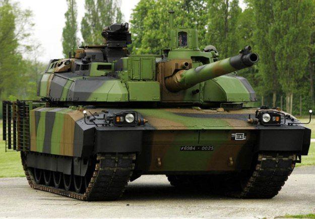 e6aad7ff2631 Leclerc Main Battle Tank