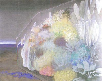 創画会-藤野麻由羅(1981-) | 日本画, ペインティング, 藤野