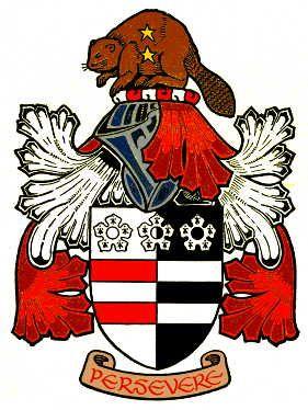 beaver displayed heraldry - Google Search