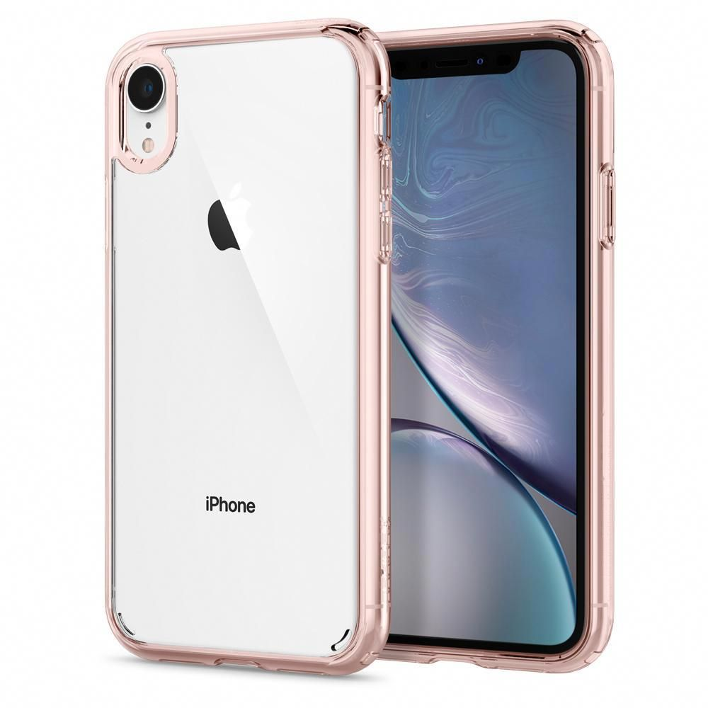 Funda Movil Back Cover Speck Presidio Glitter Rose iPhone XR