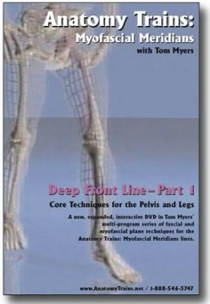 Deep Front Line Part 1 Dvd In The Technique Series Massage And