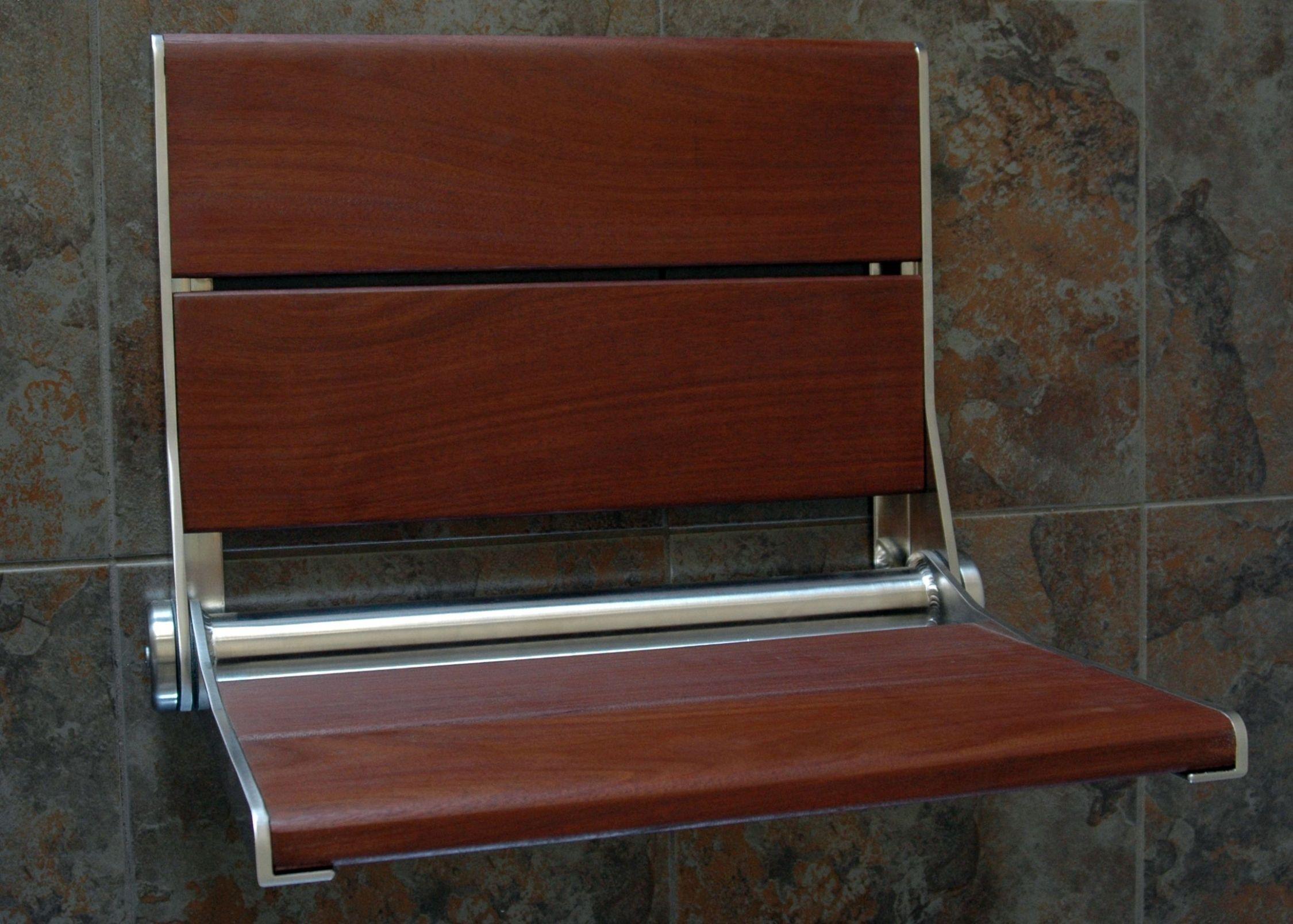 HealthCraft-Serena Bariatric self-folding bath seat. BA6-509 ...